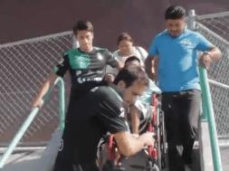 futbol discapacidad