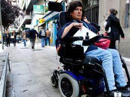 vueling de niega volar discapacitada silla de ruedas
